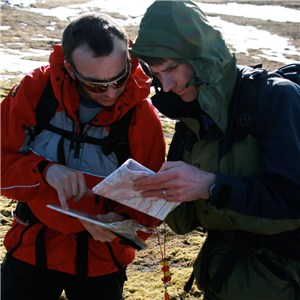 Llanberis Mountain Rescue Navigation Training